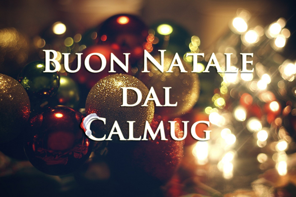 Buon Natale Con Il Torrone.Tanti Auguri Di Buon Natale Da Tutto Lo Staff Del Calmug