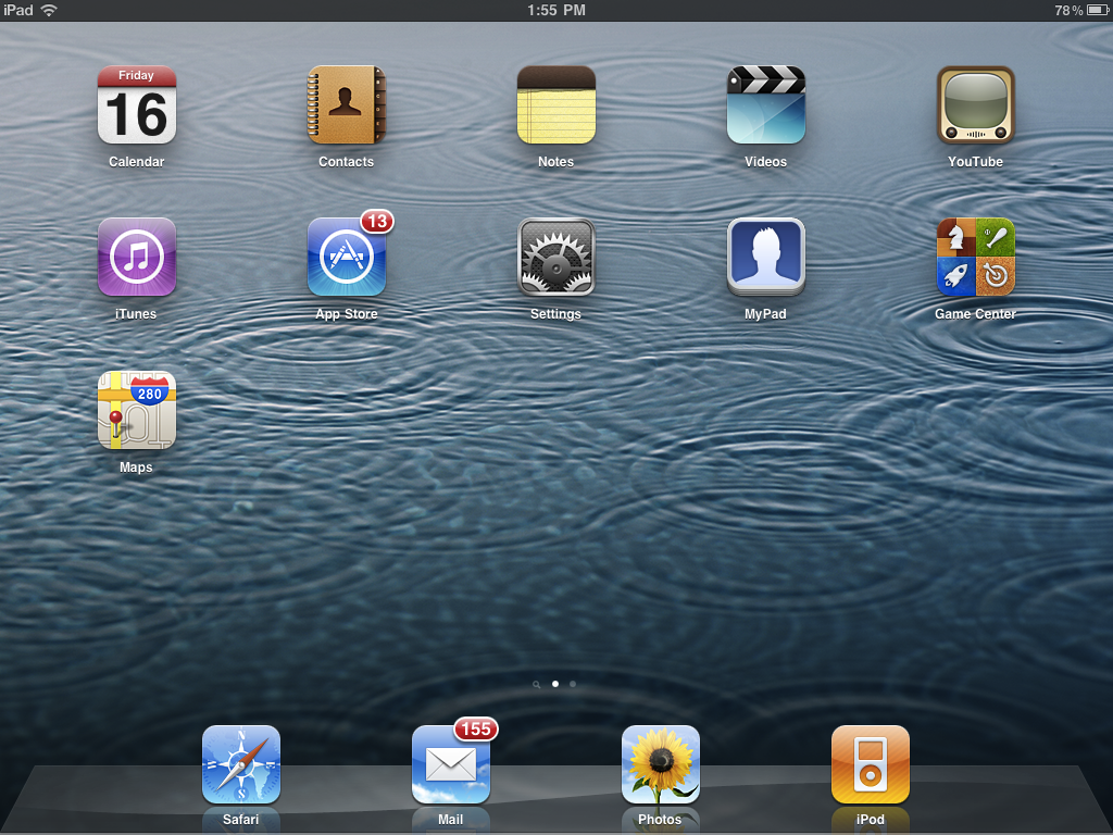 Ecco I Nuovi Sfondi Per Ipad E Iphone Di Ios 51 Calmug