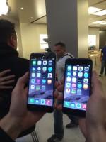 Differenze tra iPhone 6 e Plus