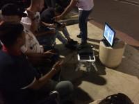 Apple Store Centro Sicilia si gioca alla Play Station